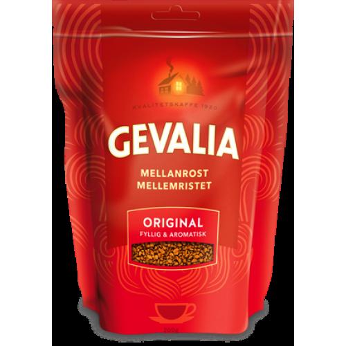 Растворимый кофе гевалия